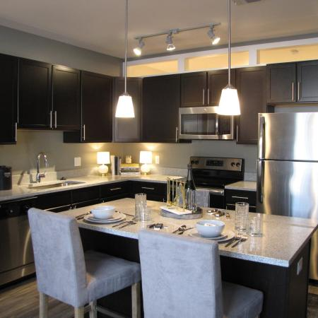 State-of-the-Art Kitchen | apartments for rent castle shannon pa | The Ashby at South Hills Village Station