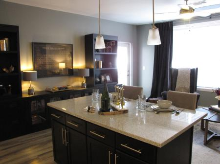 Luxurious Kitchen | apartments for rent bethel park pa | The Ashby at South Hills Village Station