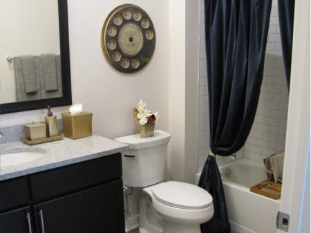 Elegant Master Bedroom | 3 bedroom houses for rent in pittsburgh pa | The Ashby at South Hills Village Station