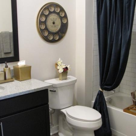 Elegant Master Bedroom   3 bedroom houses for rent in pittsburgh pa   The Ashby at South Hills Village Station