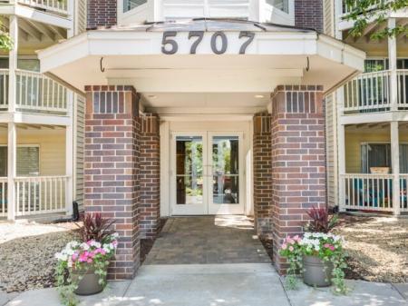 Cityscape Apartments | Main Entrance