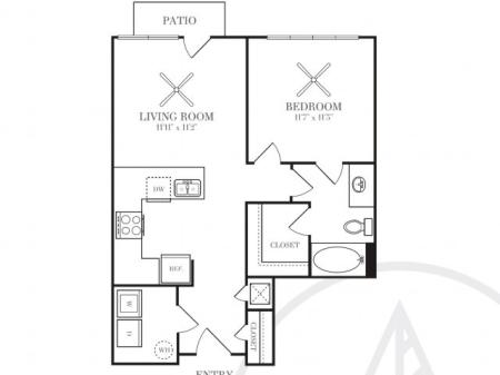Apartments in Farmers Branch, TX