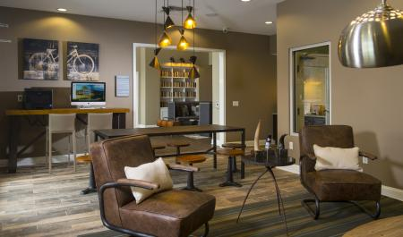 Spacious Resident Club House | Apartments in Malvern | The Haven at Atwater Village