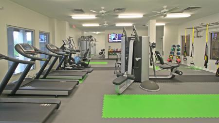 State-of-the-Art Fitness Center | Malvern Pennsylvania Apartments for Rent | The Haven at Atwater Village