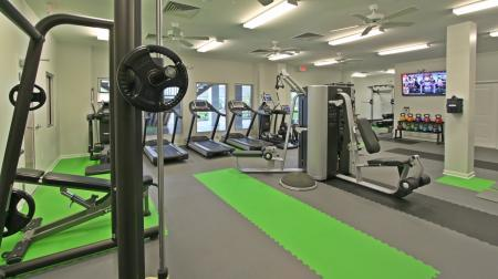 Cutting Edge Fitness Center | Malvern Pennsylvania Apartments | The Haven at Atwater Village