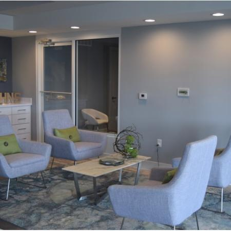 Leasing Center - now open