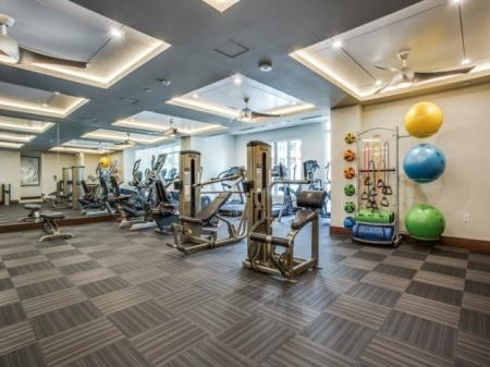 Preston Hollow Village|Fitness Center| Dallas, TX