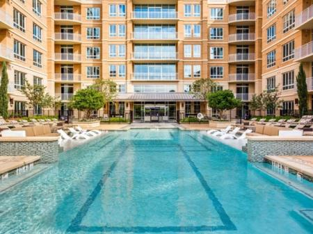 Preston Hollow Village|Resort-Inspired Pool| Dallas, TX