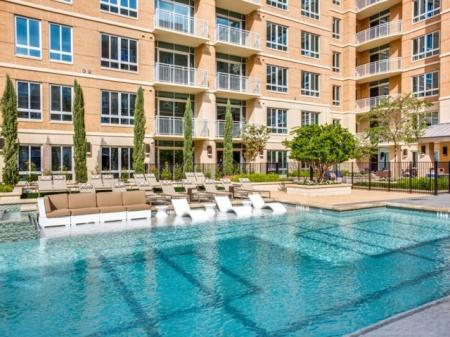 Preston Hollow Village|Sunning Deck| Dallas, TX