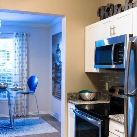 Dining Area | For Rent | Durham, NC | Lodge at Southpoint Apartment