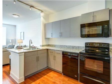Modern Kitchen | Meridia Lafayette Village