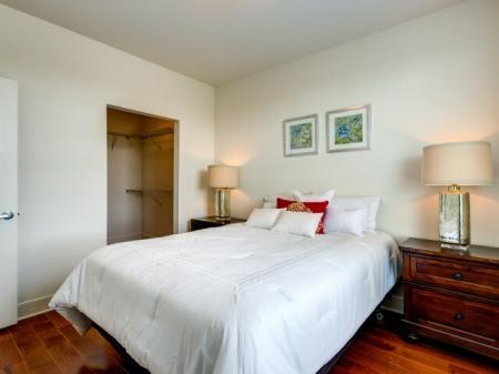Spacious Bedroom | Meridia Lafayette Village
