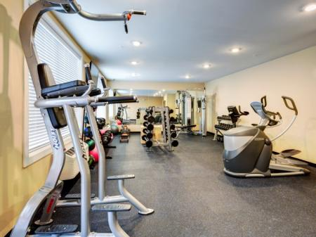 State-of-the-Art Fitness Center | Meridia Lafayette Village