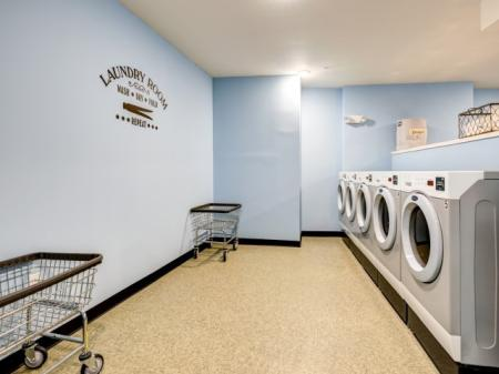 In-apartment Laundry| Meridia Lafayette Village