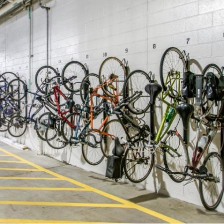 Indoor Bike Storage