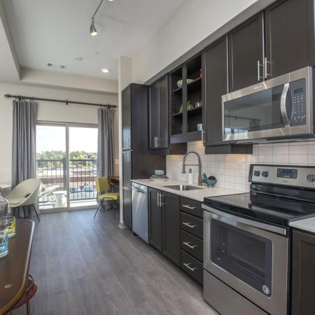 State-of-the-Art Kitchen | Nashville Tennessee Apartments | Eastside Heights