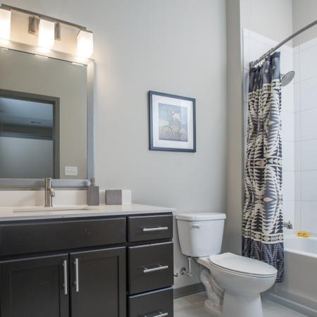 Spacious Bathroom | Apartments in Nashville | Eastside Heights