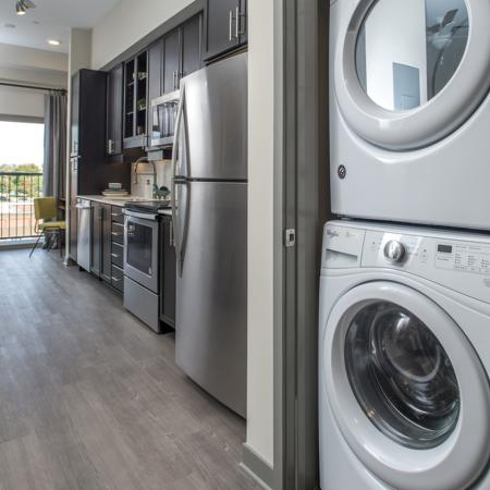 In-home Laundry| Nashville Tennessee Apartments | Eastside Heights