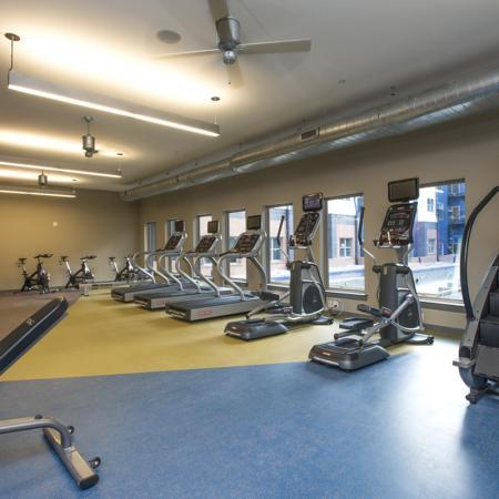 Resident Fitness Center | Apartment Homes In Nashville | Eastside Heights