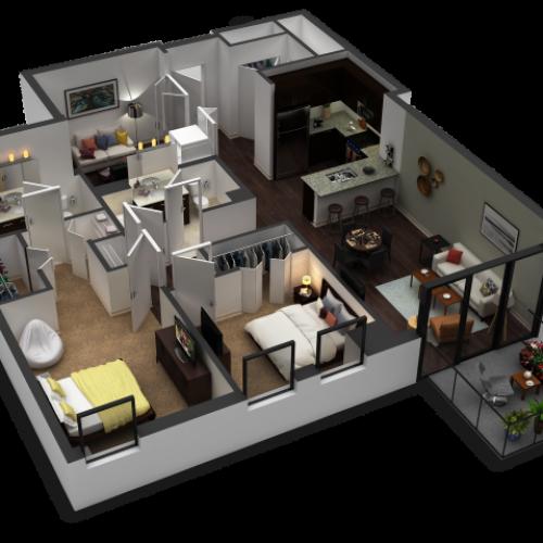 1717 Apartments
