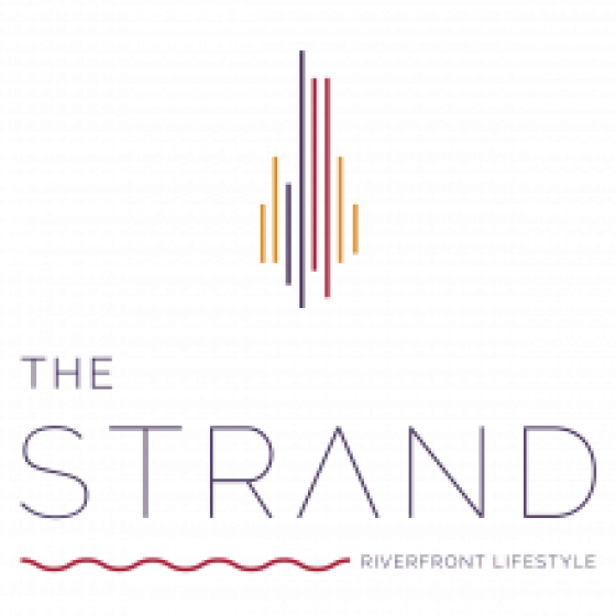 the strand riverfront lifestyle jacksonville florida logo
