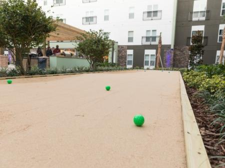 Fine tine your Bocce Ball game