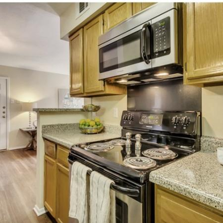 Luxurious Kitchen | Apartment in Dallas, TX | Lincoln Crossing