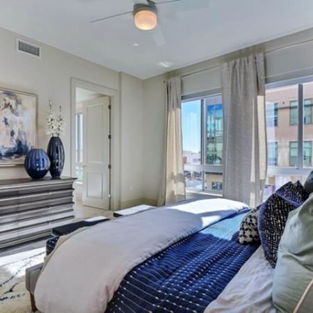 Spacious Bedroom | Luxury Dallas Apartments | Preston Hollow Village Residential