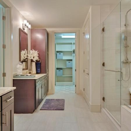 Spacious Master Bedroom | Luxury Dallas Apartments | Preston Hollow Village Residential