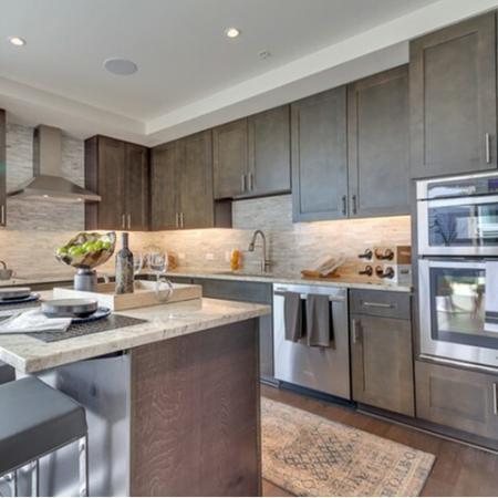 Spacious Kitchen | Luxury Apartments Uptown Dallas | Preston Hollow Village Residential