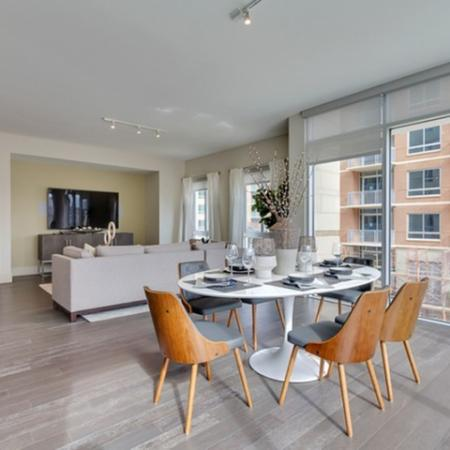 Spacious Dining Room | Luxury Apartments In Dallas | Preston Hollow Village Residential