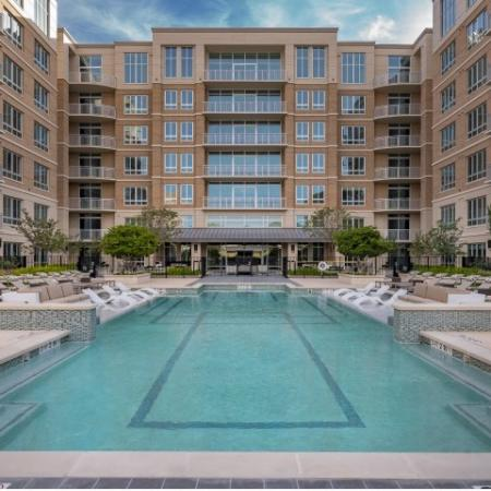 Heated Pool | Apartments in Dallas TX | Preston Hollow Village Residential