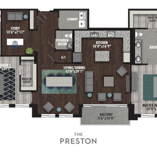 Preston Hollow Village Apartments