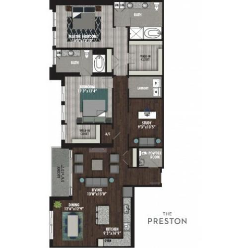Preston Hollow Village Apartments