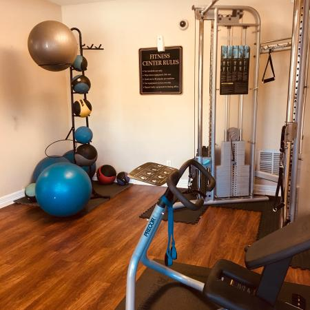 Fitness Center  | Apartment Homes in Houston, TX | Memorial City