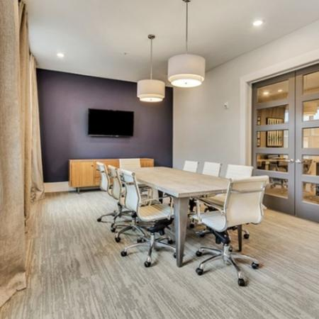 Private Conference Room for Business Center