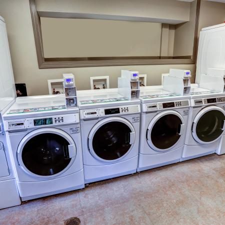 Indoor Laundry facility