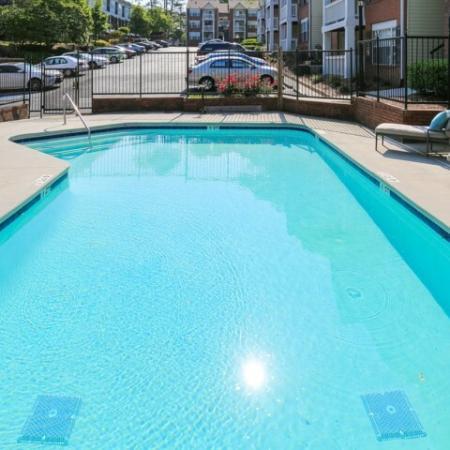 Beautiful renovated swimming pool with sun deck