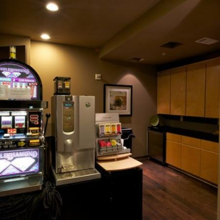 Resident Coffee Bar | Apartments in Rockwell TX | Rockwall Commons