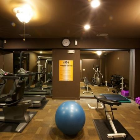 State-of-the-Art Fitness Center | Apartments Rockwell TX | Rockwall Commons