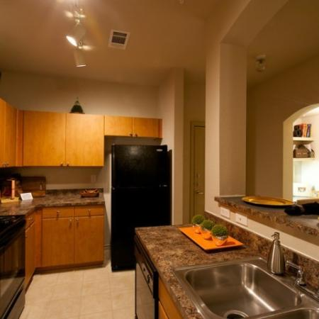 State-of-the-Art Kitchen | Rockwall TX Apartments | Rockwall Commons