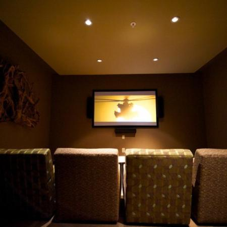 Resident Media Room | Rockwall TX Apartments | Rockwall Commons