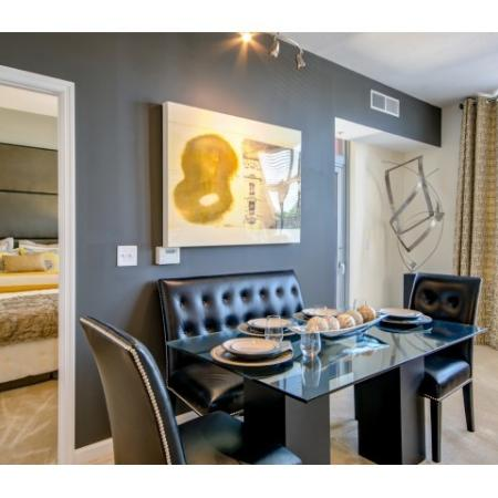 Spacious Dining Room | Arlington Apartments VA | Siena Park Apartments