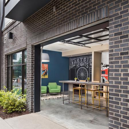 Cafe Connect | Nashville Tennessee Apartments for Rent | Eastside Heights
