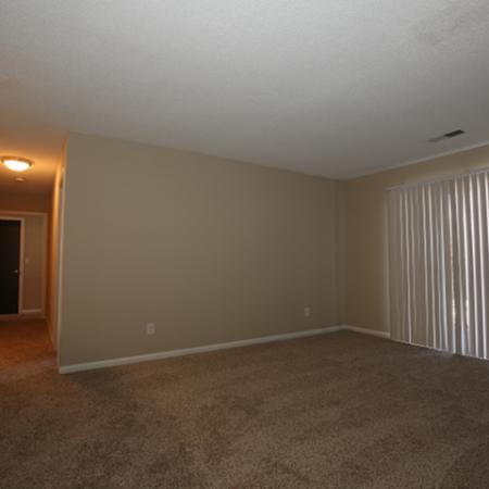 Open living rooms for the entire family to enjoy!
