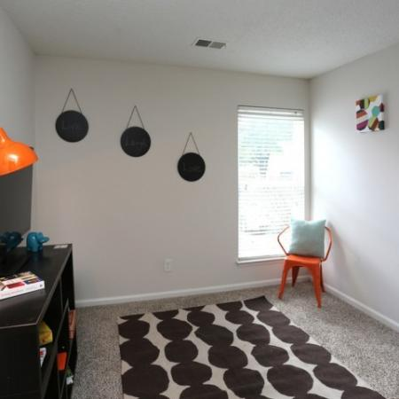 Bedroom, Den, Office or Play area of your choice.
