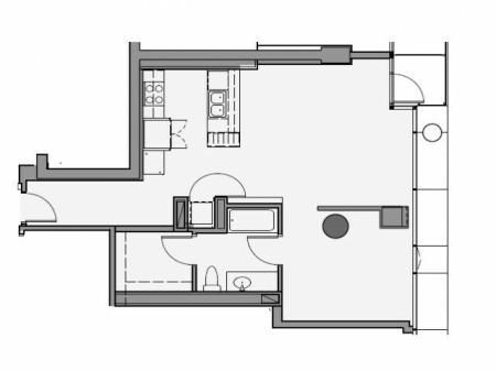 One Bedroom - 1g
