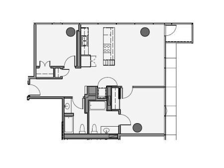 Two Bedroom - 2b