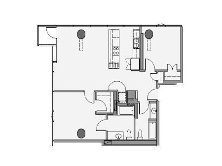 Two Bedroom - 2c