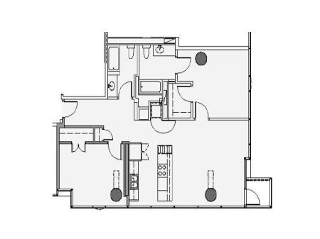 Two Bedroom - 2d